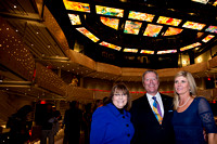 Mayor Buddy Dyer with President & CEO Kathy Ramsberger in the Alexis & Jim Pugh Theater