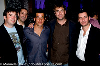 Player Party shot for 'Best Agency' Miami 2009