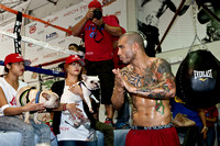 Miguel Cotto and wife Melissa