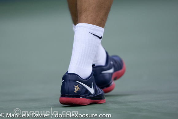 Roger Federer Tennis Shoes Us Open